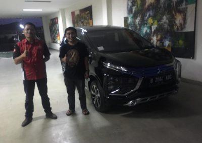 foto serah terima mobil mitsubishi tangerang banten oleh Bahtiar sales executive (12)