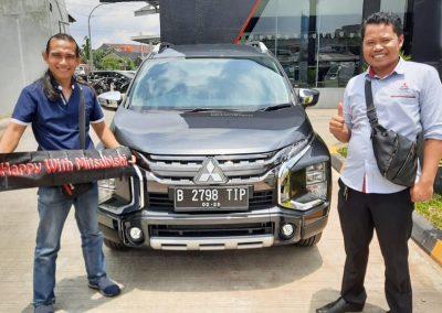 foto serah terima mobil mitsubishi tangerang banten oleh Bahtiar sales executive (14)