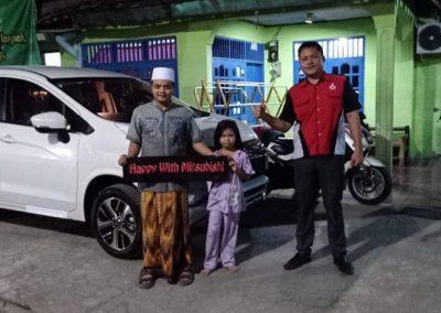 foto serah terima mobil mitsubishi tangerang banten oleh Bahtiar sales executive (15)
