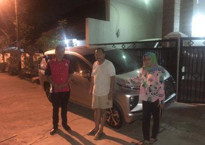 foto serah terima mobil mitsubishi tangerang banten oleh Bahtiar sales executive (9)